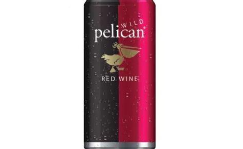 Wild Pelican blik