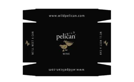 Wild Pelican tray