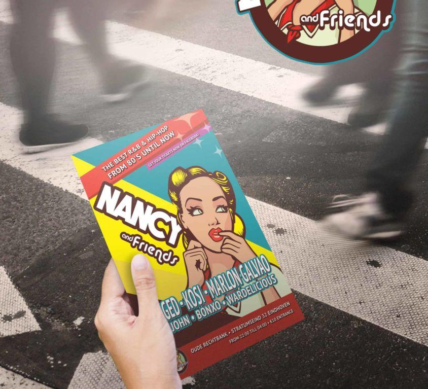 Nancy & Friends